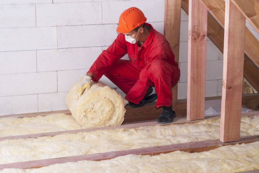 Replacing insulation